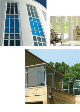 Examples of previous work by Astbury Windows